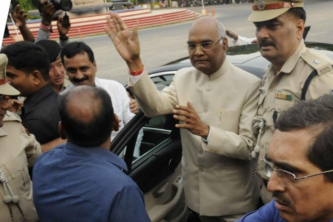 All set for election of next President Monday: Kovind has ...